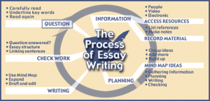 Dealing With the Essay Writing Process - Assignment Done